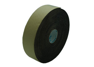 Close Cell Adhesive Backed Rubber Foam Insulation Tape For A/C And Plumbing