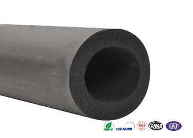 "Grade B Fireproof AC Pipe Insulation Foam 3-1 / 8 ""55Kg / CBM Density"