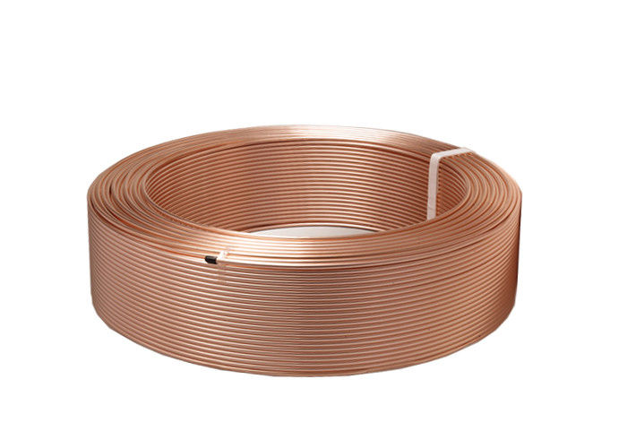 "Air Conditioner 5/32 ""Copper Refrigeration Tubing LWC Gelendong Packing Coil pemasok"