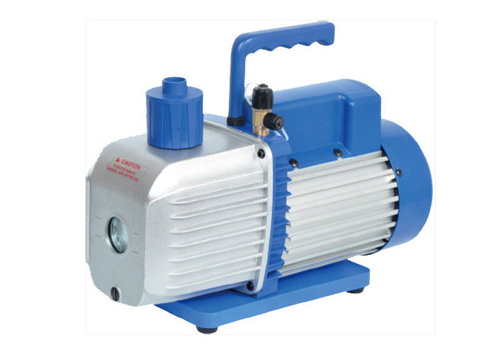 Satu Tahap Rotary Vane Pump Vacuum Durable Double Frequency Double Voltage pemasok